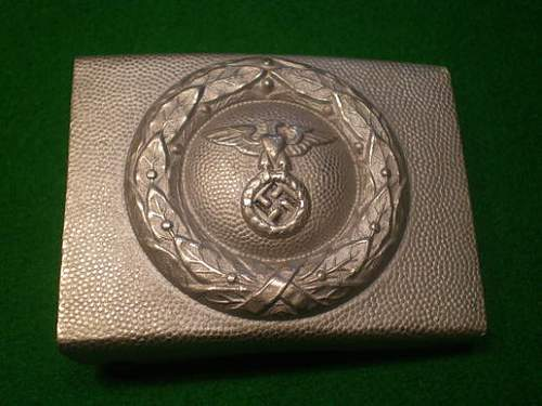 I have this DLV buckle on hold at the moment is she a good one?.