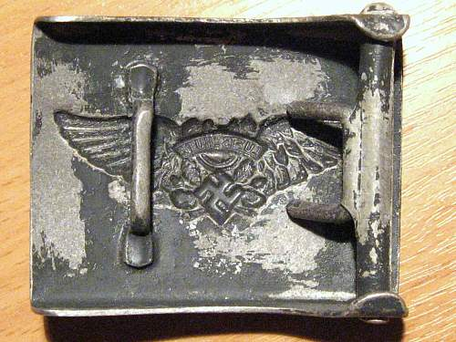 A selection of RLB and SHD buckles