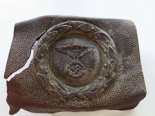DLV buckle is original or fakel?