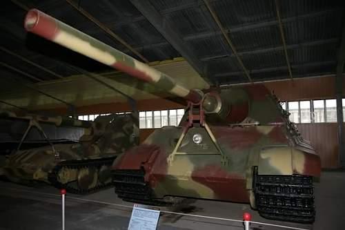 Visiting the Kubinka: Russian armor museum