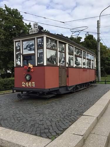 Wartime Leningrad Trams