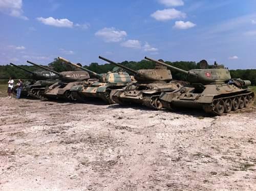 T34/76 Restoration