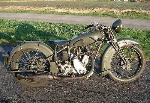 motorcycle TIZ-AM 600