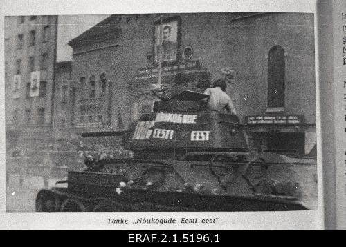 Estonian T-34-76