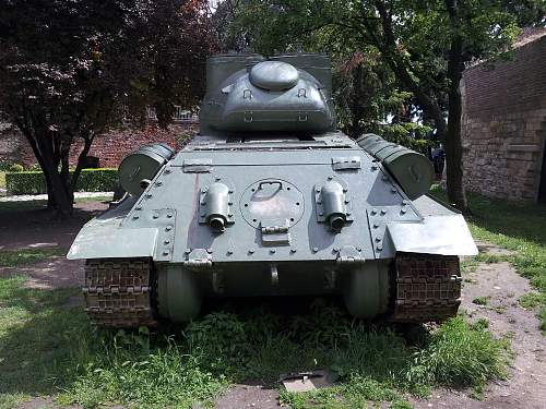 Need to identify this tank.