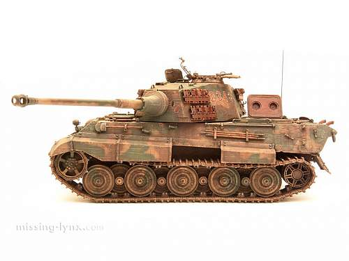 Tank Identification needed