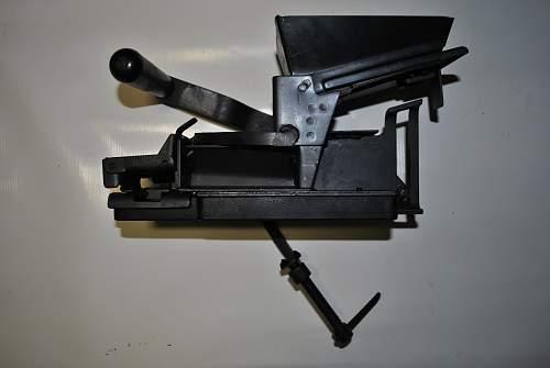 Rakov's uploader for Kalashnikov systems and MG Maxim