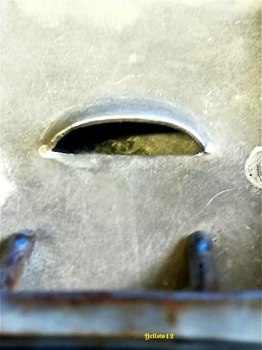 SA in zinc