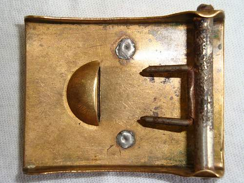 Imitation as the sincerest form of flattery (SA buckles)