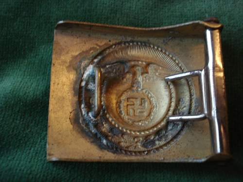 A small tribute to the SA buckle...