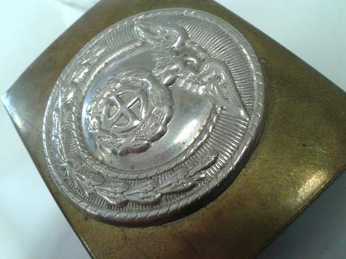 SA Belt Buckle for Review?? Opinions Please