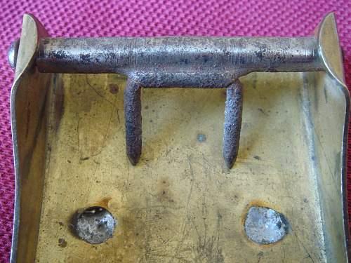 SA buckle RZM 1