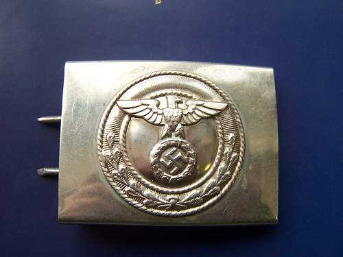 Please opinion on this buckle