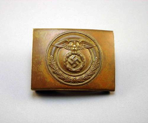 SA/NSKK Belt Buckle Need Information Please