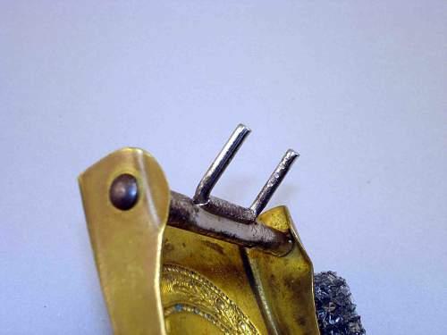 SA/NSKK Belt Buckle Need Information Please