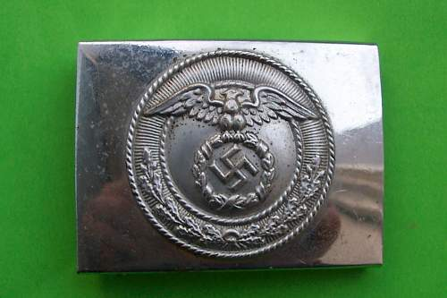 SA-buckle nickel-plated, which maker?