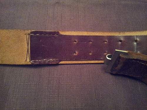 Is this an SA belt??