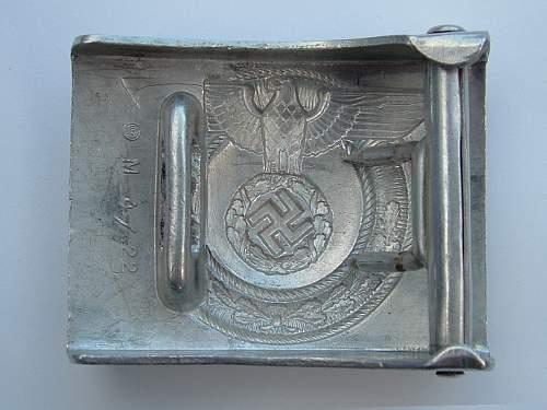 Click image for larger version.  Name:Aluminium SA Wehrmannshaft Rear.jpg Views:42 Size:110.4 KB ID:876692