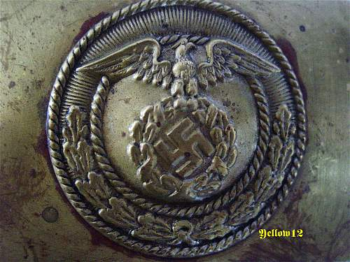 SA Buckles (Brass) Mobile Swastika