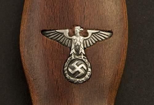 June 30 1934 - Rohm inscription pattern
