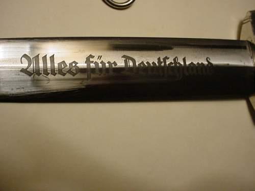 Is this SA dagger worth 400.00?