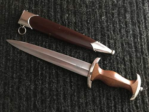 SA Dagger by RZM M7/40/41 - Reviews