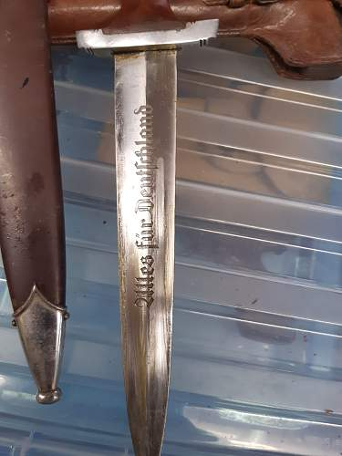 Help SA Dagger RZM M7/37 Good or Not?