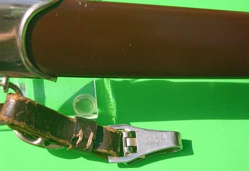 SA dagger (Dienstdolch)