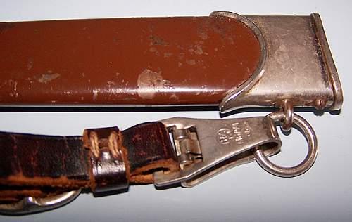 Need opinion on this SA Dagger...