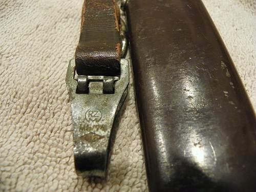 My new SA Dagger