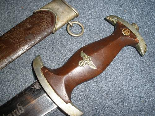 sa dagger maker max meyersberg