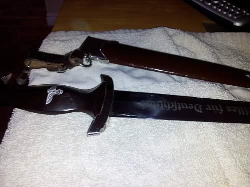 SA  finally arrived: RZM M7/80