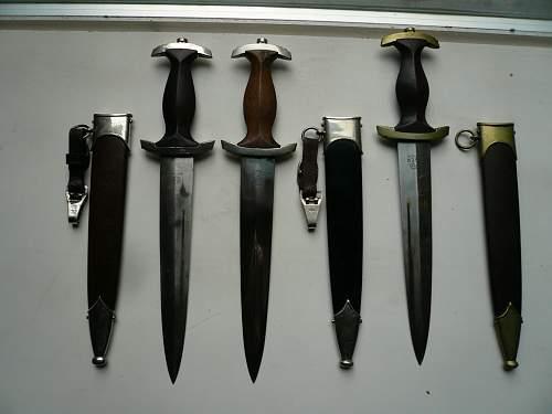 SA dagger authenticity