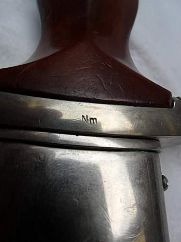 First SA Dagger