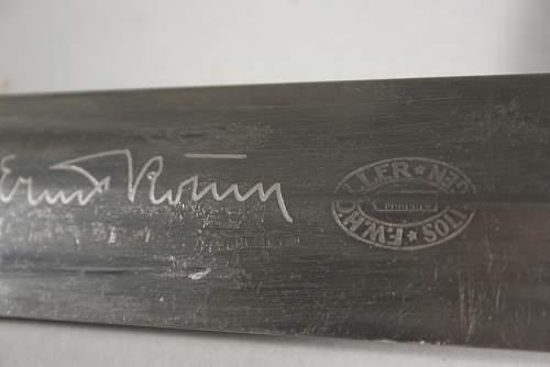 SA Rohm inscription