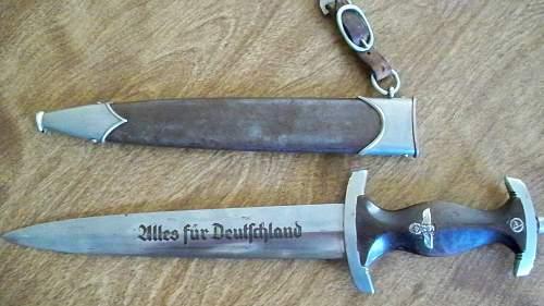 SA Dagger