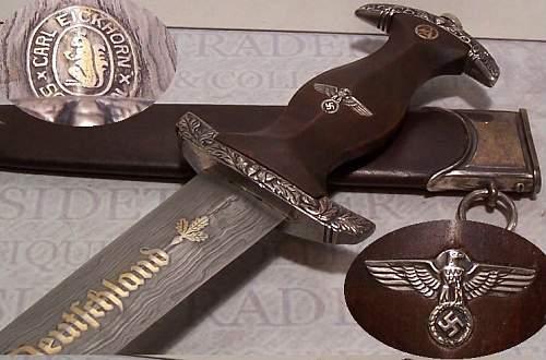 SA High Leader Dagger by Eickhorn