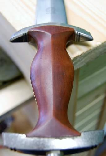 First SA Dagger, M7/13