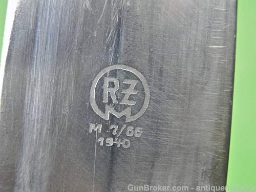 RZM7/66 1940 thoughts
