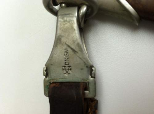 Paul A Henckels SA dagger