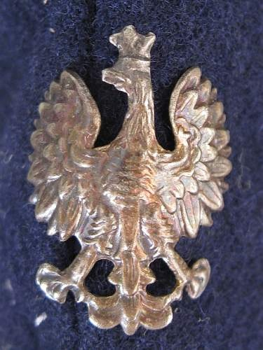 Warsaw Uprising SA Dienstdolch