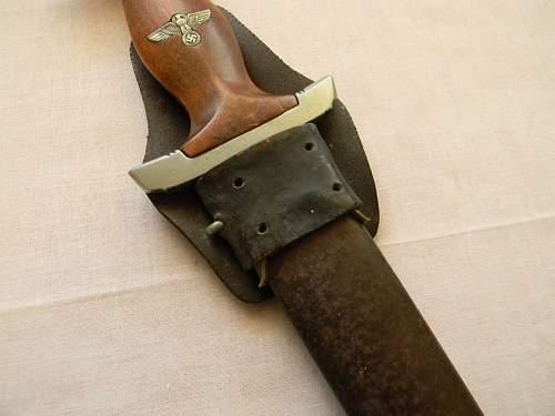 Ferdinand Neuhaus Early SA Dagger