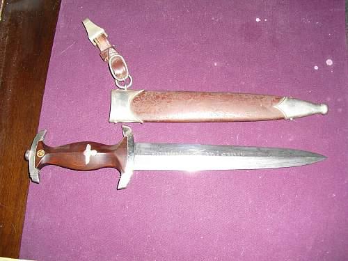 SA Dagger M7/6