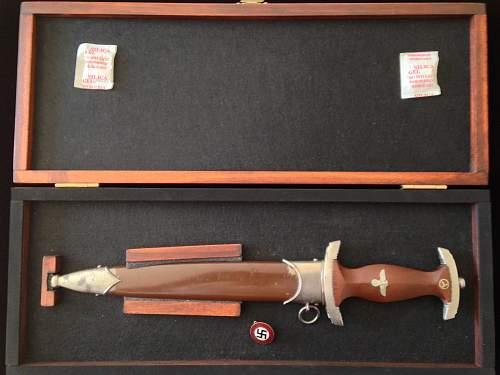 My RZM 7/2 SA Dagger