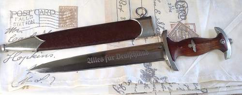 German SA dagger by Wilh Kober for opinions