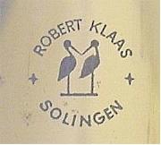 SA Dagger (Robert Klass) - mid period