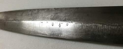 Ground Rohm E. Pack SA Dagger