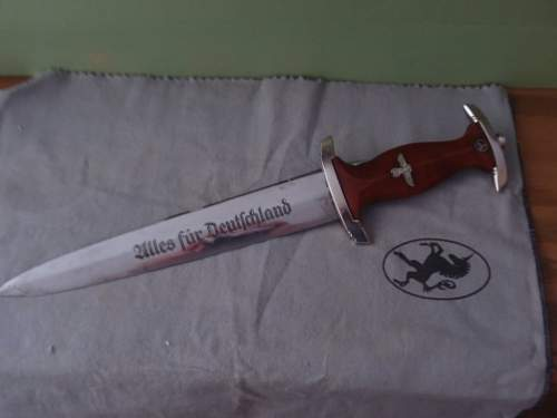 opinions  on this SA dagger