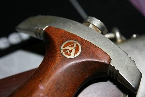 1933 SA Dagger