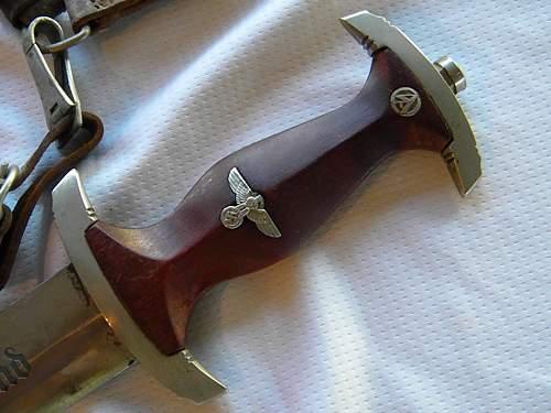 Karl Malsh SA Dagger